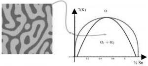 Cấu trúc dạng modul từ phân rã spinodal