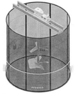 Hình 4: Mô hình thiết bị Albion Leach [2]