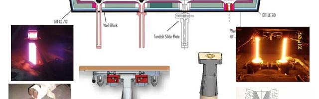 Cải thiện các khuyết tật bề mặt đối với phôi thép tấm đúc liên tục sản xuất tại Công ty thép TungHo