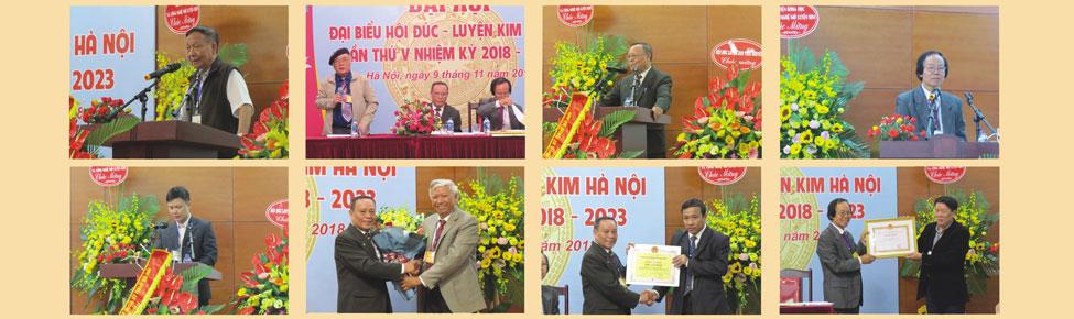 Đại hội hội Đúc-Luyện kim HN lần thứ V