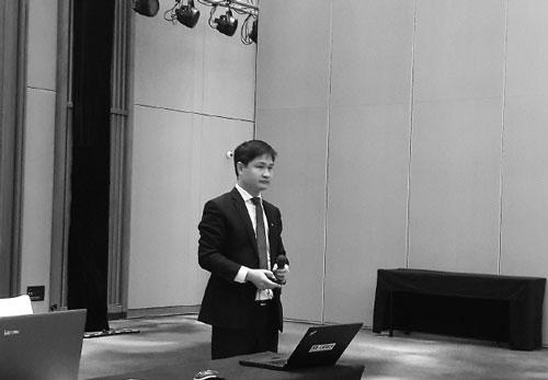 Tham luận của ông Lưu Trung Mạnh, đoàn Việt Nam